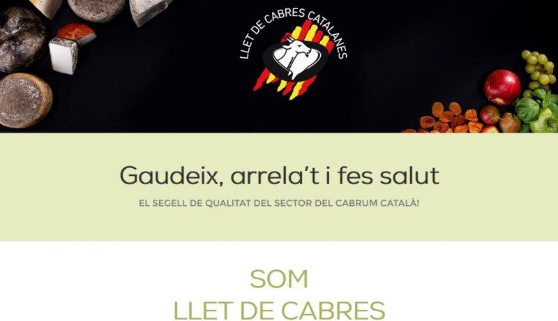 Llet de Cabres Catalanes