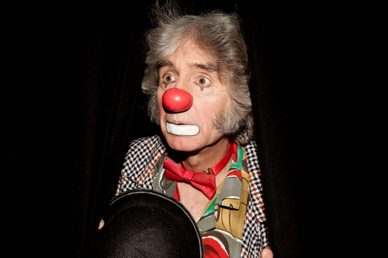 Pallasso: Claret-Clown